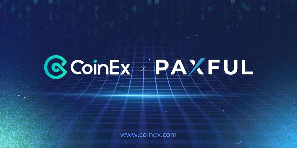 Coinex And Paxful Partner Will Give More Access To Bitcoin