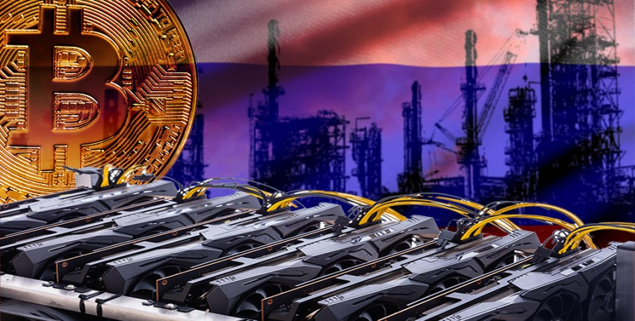 Russian Bitcoin Mining Farms To Operate Nuclear Plant