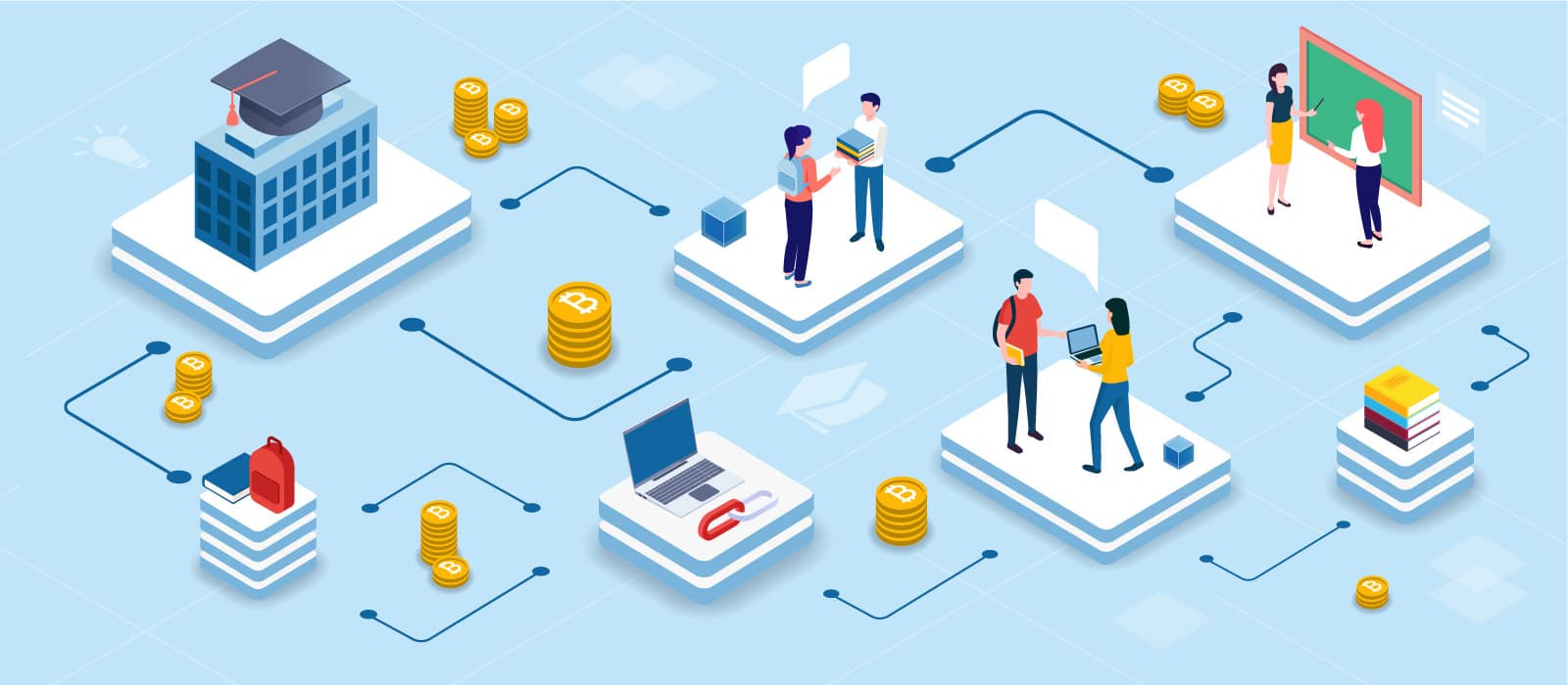 The Uses Of Blockchain In Education