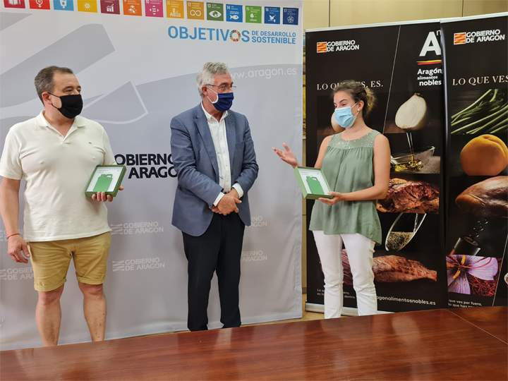 Aragonese Farmers Increase Recycling Of Agricultural Packaging Mark1199 To 345980 Kilos